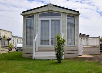 Thumbnail 2 bed mobile/park home for sale in Eastbourne Road, Pevensey Bay