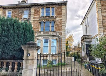 Thumbnail 2 bed flat for sale in Osborne Road, Clifton, Bristol, Somerset