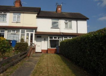 Thumbnail 2 bed terraced house to rent in Church Road, North Ferriby