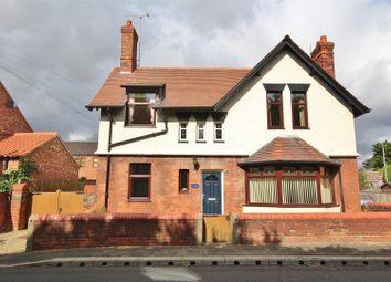 Thumbnail 3 bed detached house for sale in Low Street, Swinefleet, Goole