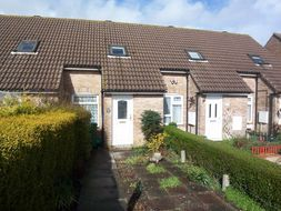 Thumbnail 1 bedroom terraced house for sale in Leaside Way, Bassett Green, Southampton