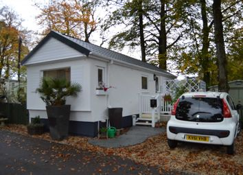 Thumbnail 1 bed mobile/park home for sale in Howley, Chard