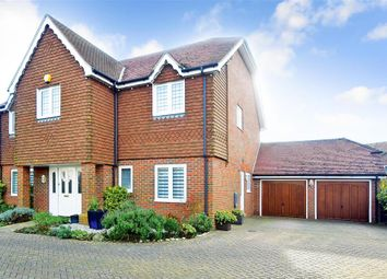 Thumbnail 5 bed detached house for sale in Foreland Heights, Broadstairs, Kent