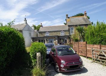 Thumbnail 3 bedroom semi-detached house to rent in Goonbell, St Agnes