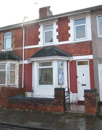 Thumbnail 3 bedroom terraced house to rent in Gaen Street, Barry