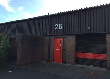 Thumbnail Light industrial to let in Unit 26 Manor Industrial Estate, Flint