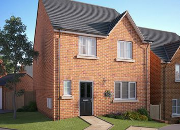 "Thumbnail 4 bed detached house for sale in ""The Mylne"" at Holly Drive, Hessle"