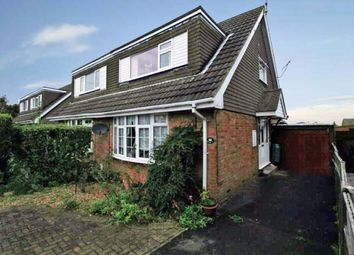 Thumbnail 2 bed semi-detached house for sale in Melloway Road, Rushden, Northamptonshire