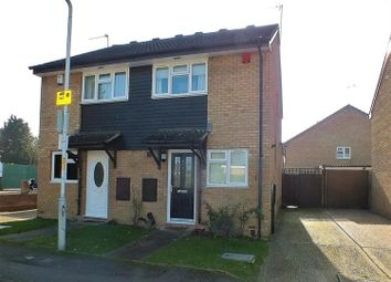 Thumbnail 2 bed end terrace house for sale in Triandra Way, Yeading