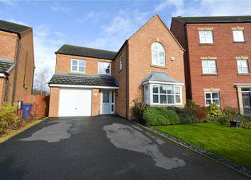 Thumbnail 4 bed country house for sale in Lowes Drive, Belgrave, Tamworth, Staffordshire