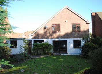 Thumbnail 4 bed detached house for sale in Berther Road, Hornchurch