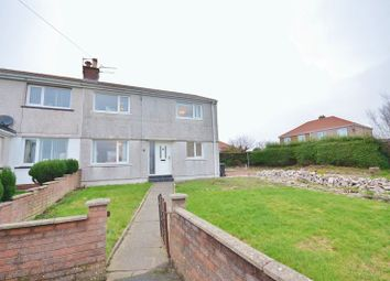 Thumbnail 3 bed semi-detached house for sale in Minster Close, Workington