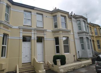 Thumbnail 2 bed terraced house to rent in Egerton Crescent, Plymouth