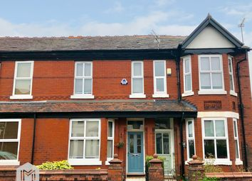 Thumbnail 2 bed terraced house for sale in Crawford Street, Eccles, Manchester