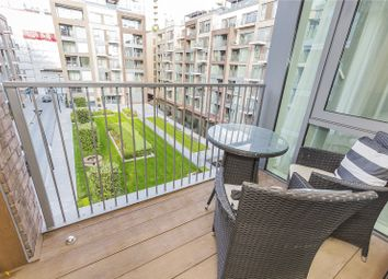 Thumbnail 1 bed flat for sale in Jaeger House, Chelsea Creek, Fulham, London