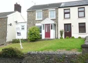 Thumbnail 2 bedroom end terrace house for sale in Cowbridge Road, Brynsadler, Pontyclun