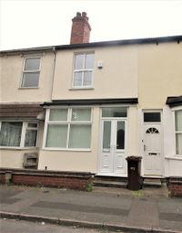 Thumbnail 2 bed terraced house for sale in Byrne Road, Wolverhampton
