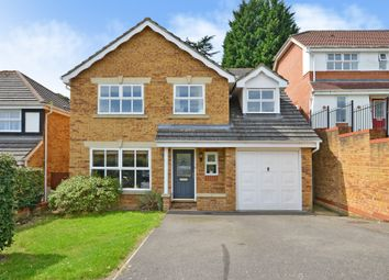 Thumbnail 5 bed detached house to rent in Furzedown Close, Englefield Green, Egham