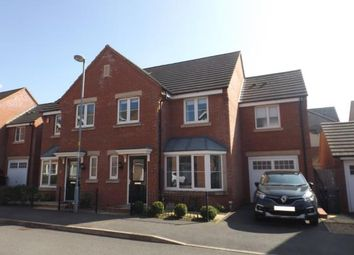 Thumbnail 4 bed semi-detached house for sale in Riverpark Way, Northfield, Birmingham, West Midlands