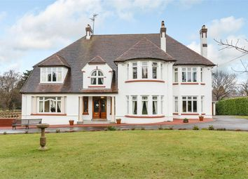 Thumbnail 6 bed detached house for sale in Llandennis Avenue, Cyncoed, Cardiff