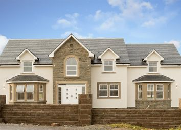 Thumbnail 5 bed detached house for sale in The Heathers, Murthly, Perth