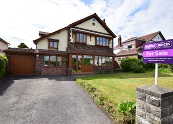 Thumbnail 4 bed detached house for sale in Burlingham Avenue, West Kirby
