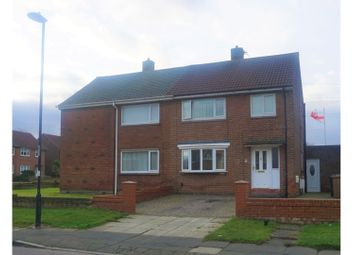 3 bed semi-detached house for sale in Cartington Avenue, Newcastle Upon Tyne NE27