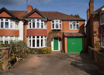 Thumbnail 4 bedroom semi-detached house for sale in Salcombe Drive, Earley, Reading, Berkshire