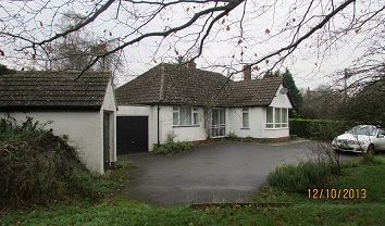 Thumbnail 2 bed bungalow to rent in Mill Orchard, East Hanney, Wantage