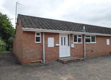 Thumbnail 2 bed semi-detached bungalow for sale in 15 Queens Court, Ledbury, Herefordshire