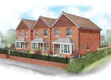 Thumbnail 3 bed terraced house for sale in Station Road, Gomshall, Guildford