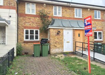 Thumbnail 3 bedroom terraced house for sale in Golden Plover Close, London