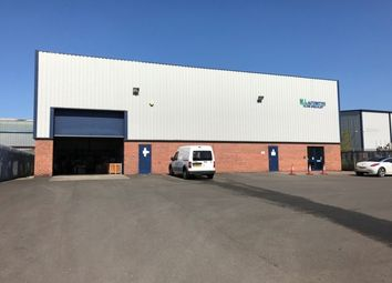 Thumbnail Light industrial for sale in Griffon Road, Off Merlin Way, Quarry Hill Industrial Estate