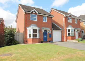 Thumbnail 3 bed link-detached house for sale in Alderton Close, Solihull
