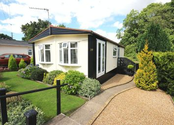 Thumbnail 2 bed mobile/park home for sale in Church Farm Close, Dibden, Southampton