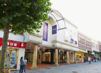 Thumbnail Retail premises to let in Retail Units And Kiosks, Wellington Centre, Aldershot