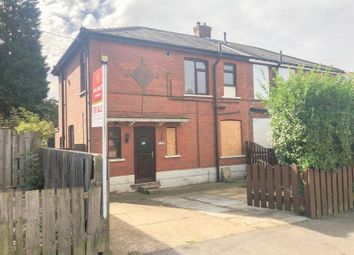 Thumbnail 3 bed semi-detached house for sale in Jackson Road, Scunthorpe