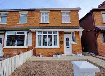 Thumbnail 3 bed semi-detached house for sale in Parkgate Avenue, Belfast