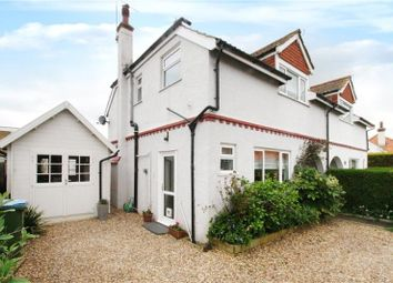 Thumbnail 3 bed semi-detached house for sale in Seafield Close, Rustington, Littlehampton