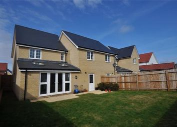 Thumbnail 3 bed semi-detached house for sale in Andrews Close, Saffron Walden, Essex