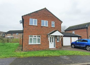 Thumbnail 4 bed link-detached house for sale in Eden Way, Bicester