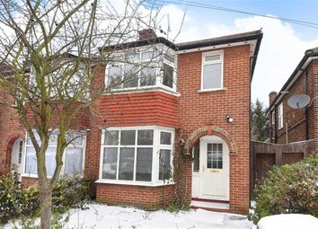 Thumbnail 3 bed semi-detached house for sale in Chiltern Gardens, London