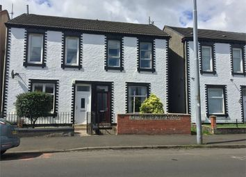 Thumbnail 3 bed semi-detached house for sale in East Crawford Street, Greenock, Inverclyde