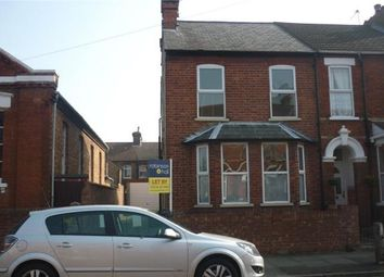 Thumbnail 3 bed end terrace house to rent in York Street, Bedford