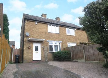 2 bed semi-detached house for sale in Brierley Hill, Pensnett, Queen Street DY5