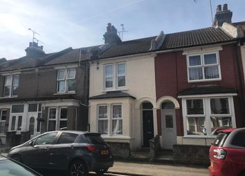Thumbnail 3 bed terraced house for sale in 13 Castle Avenue, Rochester, Kent