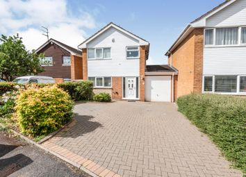 Thumbnail 3 bed detached house for sale in Fir Tree Road, Fernhill Heath, Worcester