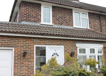 Thumbnail 3 bedroom semi-detached house to rent in Ashwood Road, Chingford. London