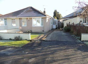 Thumbnail 3 bed semi-detached bungalow for sale in Gays Road, Hanham, Bristol