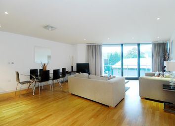 Thumbnail 2 bed flat to rent in Marshall Building, Hermitage Street, London
